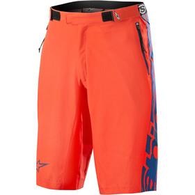 Alpinestars Mesa Cycling Shorts Men orange/blue